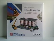 Lego Certified Professional Hilton Garden Inn Modular Construction very rare