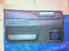 Jeep Cherokee (1984-2001) N/S Passenger Left Front Door Card