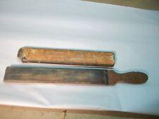 Old Torrey Razor Strop in Case