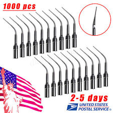1000X Dental Ultrasonic Scaler Tips P3 compatible with EMS & Woodpecker USA-P3