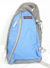 Jansport Crossshoulder Sling Bag: Santa Cruz  (Carolina Blue)