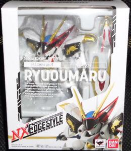 Bandai NXEDGE STYLE NX 0034 MASHIN UNIT Mashin Hero Wataru RYUOUMARU Figure