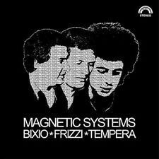 BIXIO, FRIZZI, TEMPERA MAGNETIC SYSTEMS CD NEW