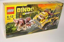 LEGO® Dino 5885 Begegnung mit dem Triceraptops NEU OVP_ Triceratops Trapper NEW