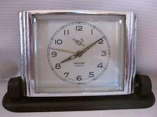 Vintage Pioner Slava Alarm Clock USSR Soviet Union