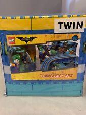 New Lego Batman Movie Twin Sheet Set No Way Brozay MA766B Franco DC Comics