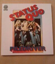 Status Quo - Piledriver. (CD) Brand new not sealed.