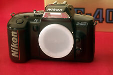 Nikon F401x Camera Body exceptionnal condition 100% working with box & manual !!