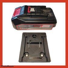 Adapter Akku Einhell PXC Power X-change 18V Akkuhalter 6,3mm Flachstecker