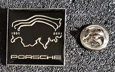 Porsche Pin 911 928 944 968 - 50 Jahre 1951-2001 - Maße 25x25mm