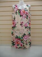 Ladies Pomodoro Dress Size 14 Multicoloured Floral Print  BNWT G041