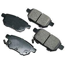 Rear Brake Pads for PONTIAC SCION SEMI METALLIC VIBE 09-10 TC 11-14 XB 08-14