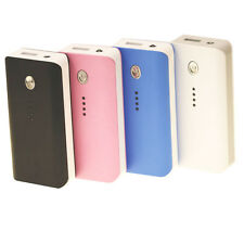 Mobile 5600mAh External Battery Power Bank Charger For iPhone Samsung HTC NOKIA