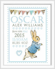 Peter Rabbit Baby Christening Products