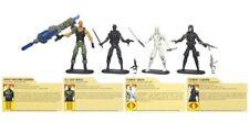 GI Joe Retaliation FIGURES Premier 4 Pack Snake Eyes Cobra Commander HASBRO