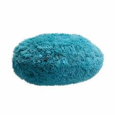 Włochata super miękka poduszka QUEEN 50cm - turkusowa