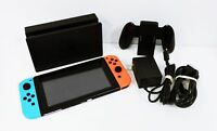 Nintendo Switch 32GB Console (with Neon Red/Neon Blue Joy-Con)
