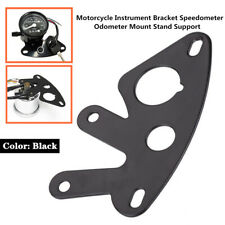 1PCS Universal Metal Motorcycle Instrument Bracket Speedometer Stand Support Kit