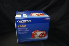 Olympus PT-017 Underwater Diving Camera Case for D-560 D-565 BRAND NEW in box