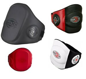 Boxing BODY PAD BELT PROTECTION BOXING ARMOUR GUARD MMA Pads GLOVE Maxx Belly PD