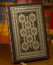TIME MACHINE ~ H.G. WELLS ~ EASTON PRESS ~ LEATHER BOUND GIFT EDITION ~ ILLUS