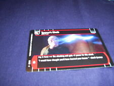 Star Wars TCG Rare AotC Tyranus's Wrath 54/180  Free UK P&P