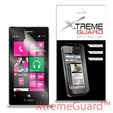 NEW XtremeGuard Clear LCD Screen Protector Shield Skin For Nokia Lumia 521