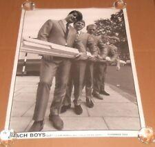Beach Boys Outside Emi House Poster 33x23
