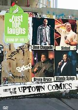 Just For Laughs - Stand-Up Vol. 1 - Best of the Uptown Comics (DVD, 2005) NEW