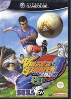 Virtua Striker 3 Ver 2002 for Nintendo Gamecube Game Complete - Football