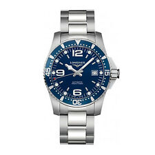 New Longines HydroConquest Automatic Blue Dial Men's Watch L36424966