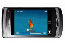 Samsung wave II s8530 Grey (sans simlock) smartphone wlan 3g GPS OVP NEUF