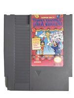 Barker Bill's Trick Shooting - Nintendo NES - Game Cartridge Only -