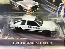 2004 JADA TOYS INITIAL D DIE CAST COLLECTION TOYOTA TRUENO AE86 1:64 SCALE