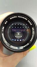 >Vivitar Macro Focusing Zoom 70-150mm f/3.8 Lens for NIKON DSLR SLR Cameras WORK
