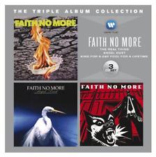 FAITH NO MORE-TRIPLE ALBUM COLLECTION (AUS)  CD NEW