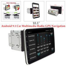 "2 Din 10.1""Android 9.1 Car Multimedia Radio GPS Navigation  360° Rotation Screen"