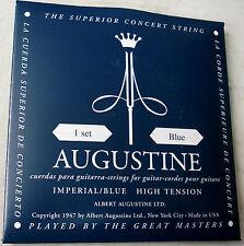 """Corde """"Augustine Imperial Blue"""" 650477 in nylon per concerto-chitarra"""