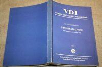 Fachbuch Getriebetechnik, mechanische Getriebe, Maschinenbau 1951