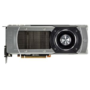 EVGA NVIDIA GeForce GTX780 3GB GDDR5 Mojave Apple Mac Pro Graphics Card Upgrade