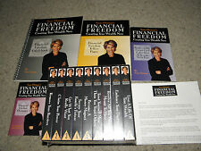 Suze Orman's Financial Freedom VHS All Materials Included!