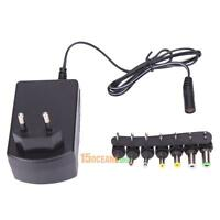 3.0A Universal AC DC Adapter Converter Power Supply 3/4.5/6/7.5/9/12V Charger