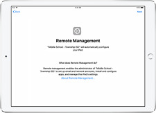 APPLE MDM/ REMOTE MANAGEMENT BYPASS iPHONE/ iPOD/ iPAD TILL IOS 13.3.x SUPPORTED