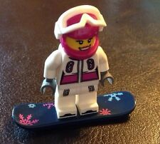 Lego CMF Collectible Minifigure series 3 Snowboarder Girl