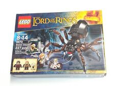 LEGO 9470 SHELOB ATTACKS LORD OF THE RINGS 227 PIECES