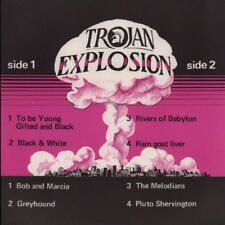 "Various Reggae(7"" Vinyl)Trojan Explosion-Trojan-TMX 4001-UK-M/M"