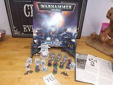 Games Workshop citadel Warhammer 40k Space Marine Space Battle force 60120101003