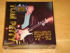 Tom Petty BROADCAST COLLECTION '77-'93 Live 8 CD Import Box Set NEW U.S. Seller