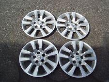 "OEM Nissan Altima Hubcaps Wheel Covers 2013 2014 16"" Set of 4 Caps #53088 #1"
