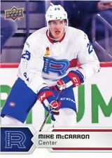 17/18 UPPER DECK AHL SP #135 MIKE MCCARRON LAVAL ROCKET *47733